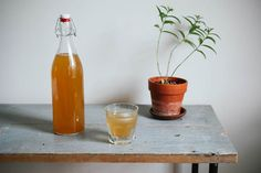 I LOVE ginger Ale and this looks simple and tasty, now where to find the ingredients.... Natural Ginger Ale, a recipe on Food52