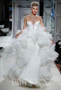 For kleinfeld wedding dresses 2014 bridal runway shows wedding