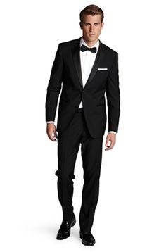 The ultimate modern tuxedo...