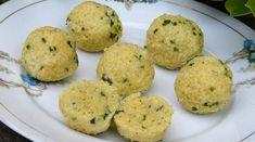Bezlepkové jahelné knedlíky - PROBIO Vegan Vegetarian, Paleo, Vegan Recipes, Cooking Recipes, Carbohydrate Diet, Healthy Cooking, Food Inspiration, Side Dishes, Food And Drink