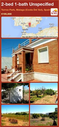 Unspecified for Sale in Torrox Park, Malaga (Costa Del Sol), Spain with 2 bedrooms, 1 bathroom - A Spanish Life Murcia, Independent Kitchen, Fitted Bathroom, Fruit Trees, Mountain View, Rustic Style, Dining Area, Terrace, Coastal