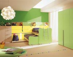 Platzsparende Bettkonstruktion für Zwillinge » zwillingswelten - doppelgemoppelt