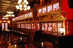 A classic and timeless gathering place offering our mature and discerning guests an impressive selection of whiskey, nightly entertainment and light fare