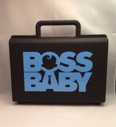 Boss Baby Case for Halloween! Perfect prop for Boss Baby Costume. Halloween Bebes, Baby Halloween Costumes, Baby Costumes, Halloween Makeup, Baby Boy 1st Birthday Party, Boss Birthday, Birthday Ideas, Prince Birthday, Boss Baby Costume