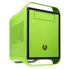 BitFenix,Prodigy,Green,Mini-ITX,Gaming,Case,