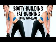 HIIT THAT BOOTY!! Glute-Focused HIIT + Strength Workout - YouTube