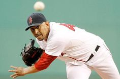 Franklin Morales P...Boston