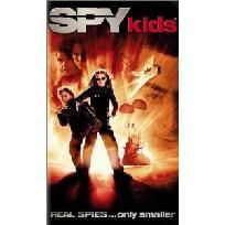 Spy Kids [VHS] [VHS Tape] (2001) Alexa Vega, Daryl Sabara, Antonio Banderas