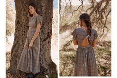 The Jane Dress | Glen Plaid – Christy Dawn Beautiful Outfits, Cool Outfits, Summer Outfits, Summer Dresses, Vintage Inspired Outfits, Vintage Outfits, Fashion Identity, Button Up Skirts, Glen Plaid