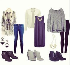 Great neutral outfits for work or casual events. Find your favorite pieces at Stuffdot.com!