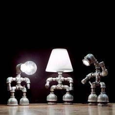 Kozo Lamps