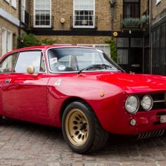 This beautiful Alfa Romeo GTAm offered by Hexagon Classics could change my life forever in ways that you could never imagine.