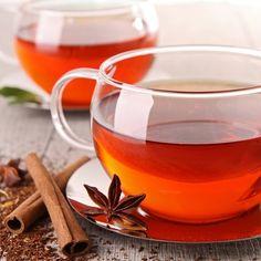 Chá vermelho emagrece e controla o colesterol