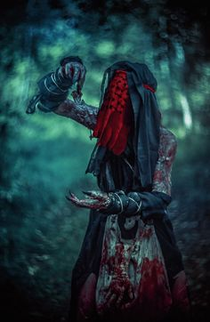 Whispess Lady of the Woods (Witcher 3 Cosplay) by elenasamko on DeviantArt
