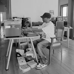 J. Dilla (RIP).  True Hip Hop!