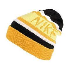 Nike SB Neckface Beanie – Yellow | eBay