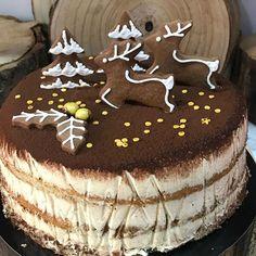 27.- El secreto de la felicidad no es hacer siempre lo que se quiere sino querer siempre lo que hace #tiramisu #celebrandolavida #belloybueno #somoselpostre #navidad2019 #xmas #tolstói