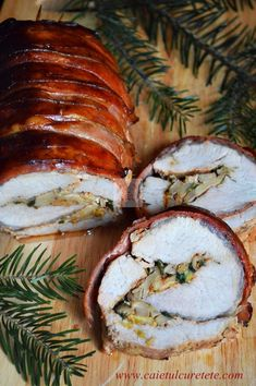 FRIPTURI FESTIVE - CAIETUL CU RETETE Best Steak, Bacon, Roast, Bbq, Pork, Food And Drink, Keto, Cooking, Christmas