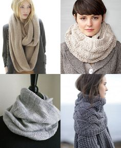 Simply great cowl patterns