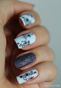 Des bu-bulles // Nail Art
