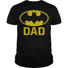 #shirt Batman Bat Dad T-Shirt #tshirt ==> https://www.sunfrog.com/Batman-Bat-Dad.html?74430