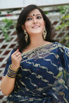 Tangail Saree Kutir is a home of outstanding and gorgeous Bangladeshi sarees. Situated at heart of dhaka, we are providing the best collection sarees for you and also making our bengali culture more proud. Indian Ethnic, Indian Girls, Bangladeshi Saree, Bengali Culture, Jamdani Saree, Casual Saree, Bindi, Saree Styles, Indian Designer Wear