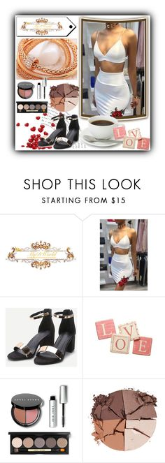 """""""MyDWorld#51"""" by sabahetasaric ❤ liked on Polyvore featuring Pier 1 Imports, Bobbi Brown Cosmetics and lilah b."""