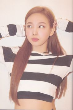 Find images and videos about kpop, twice and nayeon on We Heart It - the app to get lost in what you love. Kpop Girl Groups, Korean Girl Groups, Kpop Girls, Sana Kpop, Bts Kim, Photo Scan, Chaeyoung Twice, Twice Once, Nayeon Twice
