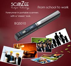 SCANZEE-BQS010  #Birliq #SCANZEE #SCANNER #PORTABLE