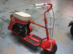 Doodle Bug Scooter by The Brain Toad, via Flickr