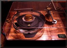 NEW Sound of the Wood Genesis ETL-ii- Larger than the AR Turntable ES-1 #SoundoftheWood #Turntables