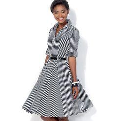 McCall's Misses' Dresses and Belt 7084