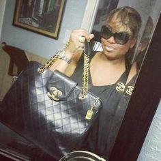 6887de9e47f6 32 Best Vintage Chanel jumbo maxi handbag images | Chanel jumbo ...