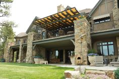 Patio Season Spotlight! did you know about these awesome patio shading systems offered at Innovative Openings that will beautifully enhance your backyard? Come check out our showroom in Louisville, CO. 303-665-1305