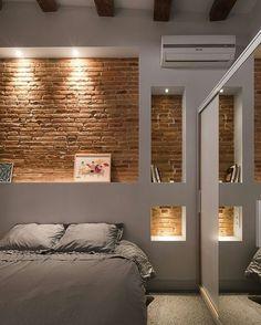 Loft Wohnung – Renovierungsidee im industriellen Stil #industriellen ...