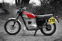 Image result for triumph isdt