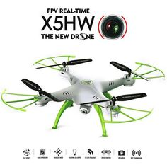 IUModel Syma X5HW FPV RC Drone 2.4GHz 6 Axis 4 Channel with WiFi Camera