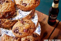 Cookies Bière et Bacon - MyCookDiary