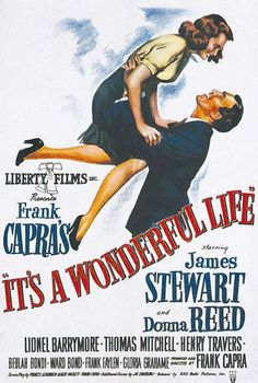 """In 1947, the movie """"It's a wonderful life"""" had an FBI file. An analyst considered that the movie was a propaganda movie made to discredit bankers, a technique commonly used by communists."""