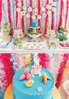 Spring Easter Party <<-- Bella Paris Designs