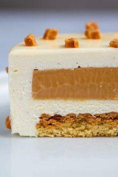 Mini cakes goat-zucchini and ricotta-spinach - Clean Eating Snacks French Desserts, Mini Desserts, Sweet Desserts, Sweet Recipes, Delicious Desserts, Cake Filling Recipes, Cake Recipes, Snack Recipes, Dessert Recipes