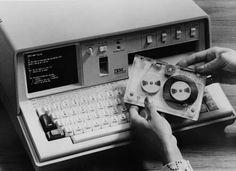 IBM 5100 Portable Computer, 1975