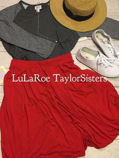 LuLaRoe Madison Skirt and Randy T Women's Style, Fashion, Women's Fashion #Lularoe #womensfashion #womensclothes #lubbocktx https://www.facebook.com/groups/lularoetaylorsisters/