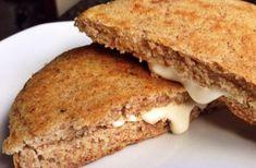 Aprenda Como Fazer Pão low carb de Frigideira Rápido