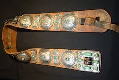 Navajo turquoise stone belt. Need to find one that ISN'T $5,500!!!!