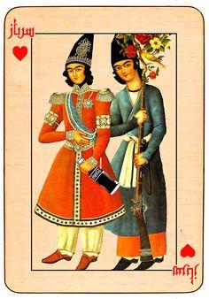 Sarbaz Playing Cards - EMERGEAST