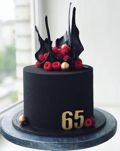 lchf mug cake Fancy Cakes, Cute Cakes, Beautiful Cakes, Amazing Cakes, Single Tier Cake, Birthday Cakes For Men, Gateaux Cake, Birthday Cake Decorating, Drip Cakes