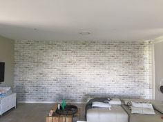 A collection of our wallpaper installation jobs. How To Install Wallpaper, Brick Wallpaper, Wine Cellar, Gold Coast, Game Room, Man Cave, Tile Floor, Loft, Walls