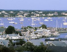One word to describe NANTUCKET, MASSACHUSETTS is its beauty, the famed lighthouses, windmills, cobblestone streets, & 19th century architecture throughout the islands beautiful landscape is truly magical!