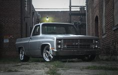 *My 85 Chevy Photoshoot* - C10 Forum #Chevy #ChevyTruck #Chevrolet